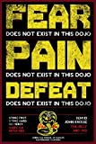 Cobra Kai Pear,Pain and Defeatdoes Not...