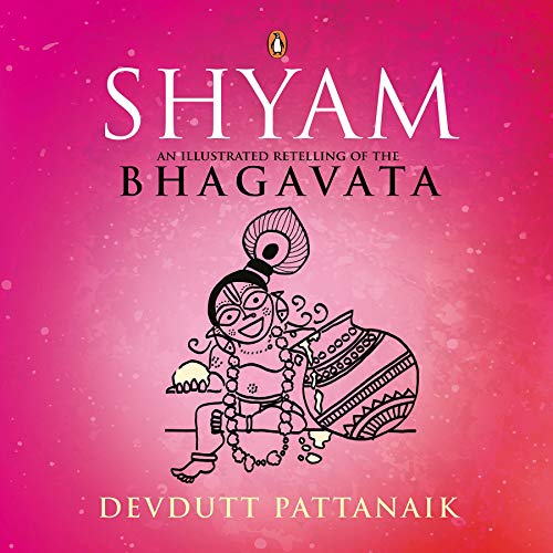 Shyam: An Illustrated Retelling of the Bhagavata cover art