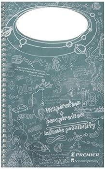 Premier 1577844 Classic High School Student Planner 5 x 8  2017 to 2018 Grade