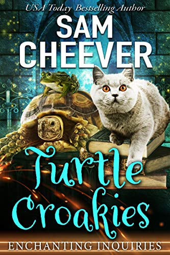 Turtle Croakies (Enchanting Inquiries Book 10) by [Sam Cheever]