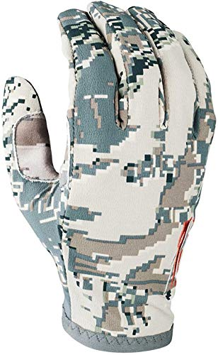 SITKA Gear Men's Ascent Concealment Conductive Hunting Gloves, Large (90171-OB-L)