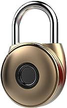 Vingerafdruk hangslot Vingerafdruk Smart hangslot Student Dormitory File Cabinet Electronic Lock Small Lock Anti-Diefstal ...