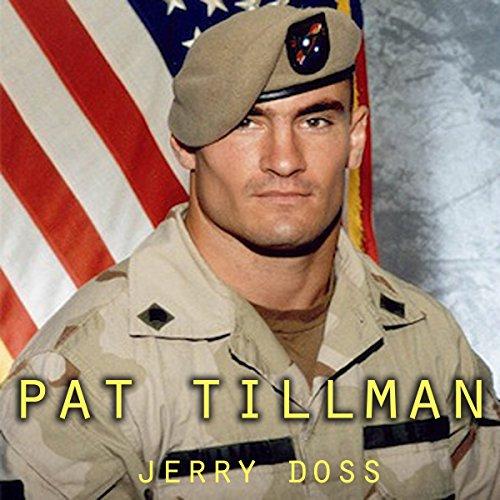 Pat Tillman cover art