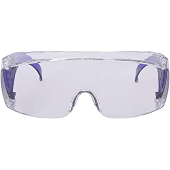Karam Safety Overspectacle Clear Coated Lens