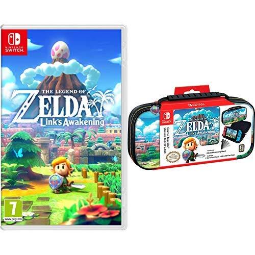 The Legend Of Zelda: Link's Awakening - Nintendo Switch + Custodia di...