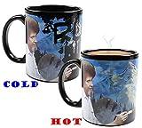 Bob Ross Mug Coffee Heat Changing Painting Ruined Saved