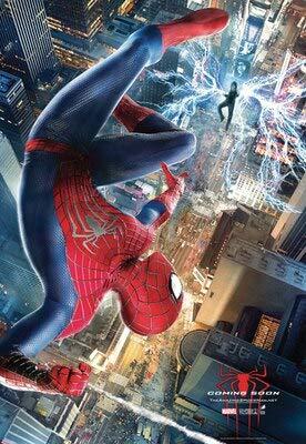 Amerikanischer Superheld Spider Superpower Man Cartoon Film HD Poster Wohnkultur Wandkunst Schlafzimmer Kinderzimmer Leinwand Malerei 60 * 80cm D.