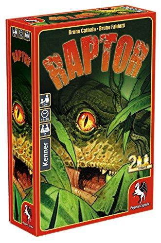 Pegasus Spiele 51892G - Raptor