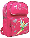 Tinkerbell Large Backpack with Water Bottle
