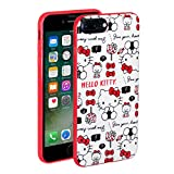 Hello Kitty iPhone Case for iPhone 7 Plus / 8 Plus - Slip On TPU Case Protects Your Phone