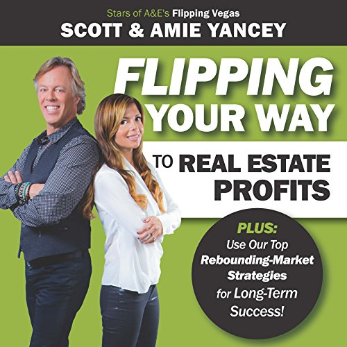 Flipping Your Way to Real Estate Profits audiobook cover art