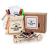 Product Image of the Tinkering Labs Electric Motors Catalyst STEM Kit w/ 50+ pieces, Robotic STEM...
