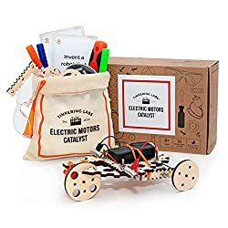 Engineering Toys for Kids - Electric Motors