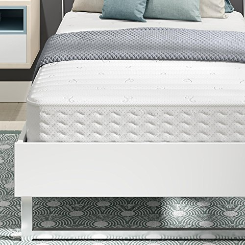 Signature Sleep Contour 8' Reversible Encased Coil Mattress, Twin