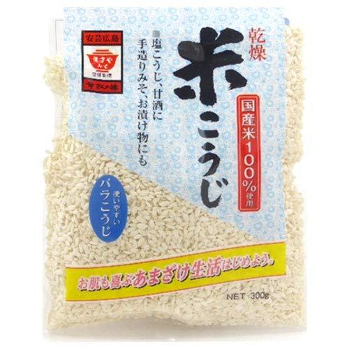 ますやみそ 乾燥米こうじ 300g×10袋入×(2ケース)