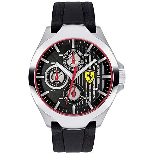 Scuderia Ferrari Multi-quadrante Quarzo Orologio da Polso 830510