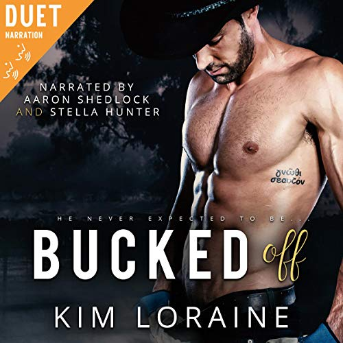 Page de couverture de Bucked Off: A Fake Fiance Romance