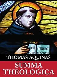 Book cover: Summa Theologica by Thomas Aquinas