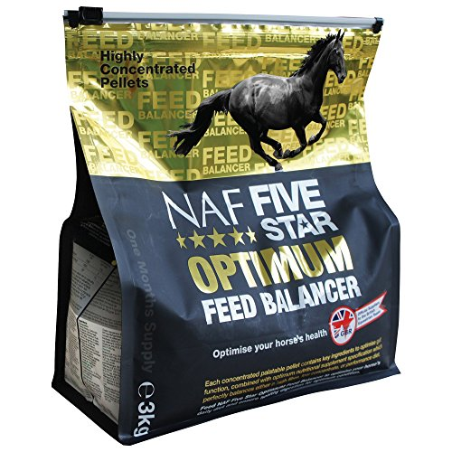 Natural Animal Feeds NAF Optimum 5 Star-Equilibratrice per mangimi blu