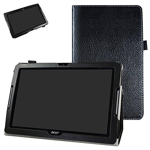 Schutzhülle für Acer Iconia One 10 B3-A30, 25,7 cm (10,1 Zoll) Acer Iconia One 10 B3-A30 Android Tablet, Schwarz