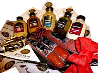 Boar's Head Savory Gourmet Gift Basket ~ by Specialty Foods