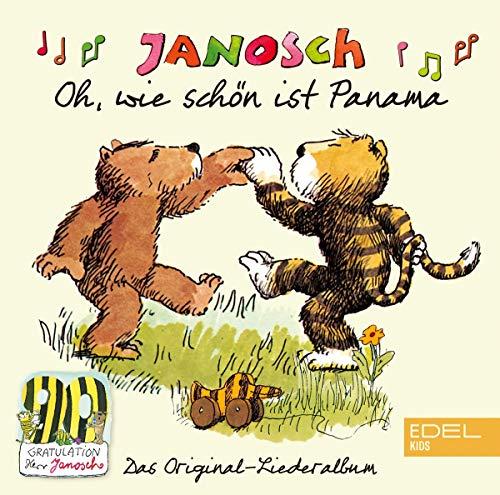 Janosch - Oh, wie schön ist Panama - Das Original-Liederalbum