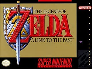 The Legend of Zelda: A Link to the Past (Renewed)