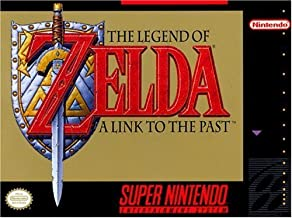 link to the past video games