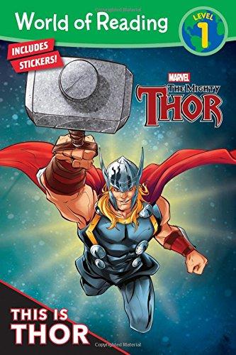 World of Reading: Thor (Level 1) Monster SMASH! (World of Reading, Level 1: the Mighty Thor)