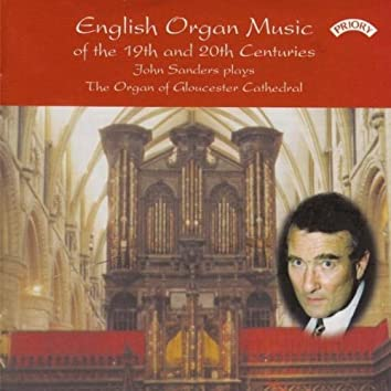 English Organ Music from Gloucester Cathedral