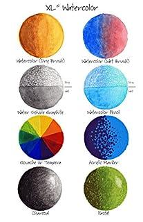 لوحة ألوان مائية Canson XL Series مائية للبيع
