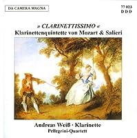 Mozart/Salieri: Clarinettissim