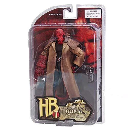 Collectible Figure Hellboy Figura Model Estatua Juguetes 18cm A