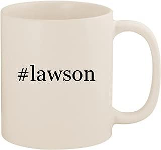 #lawson - 11oz Ceramic Coffee Mug Cup, White