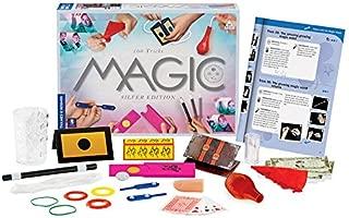 Thames & Kosmos Magic: Silver Edition Playset with 100 Tricks