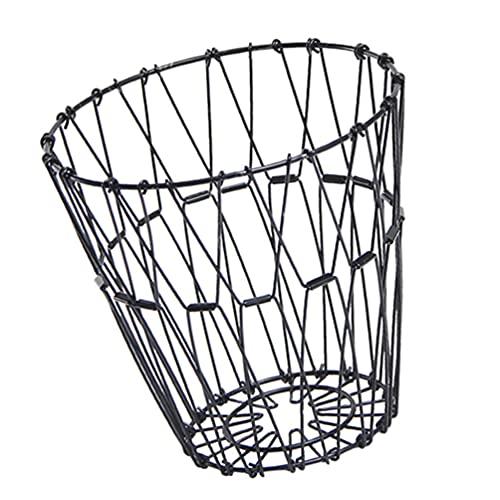 Cabilock Rvs Fruitschaal Mand Keuken Groente Opslag Mand Draad Kom Geometrische Moderne Decoratieve Aanrecht Middelpunt
