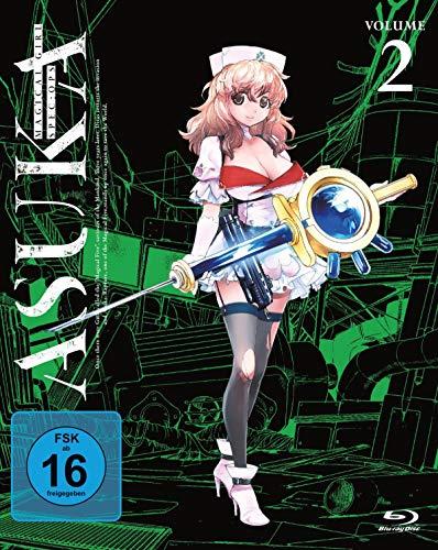 Magical Girl Spec-Ops Asuka - Vol.2 [Blu-ray]