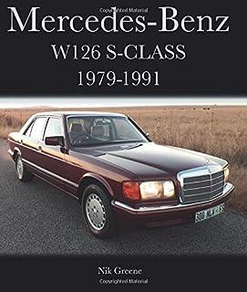 Mercedes-Benz W126 S-Class 1979-1991 (Crowood Autoclassics)
