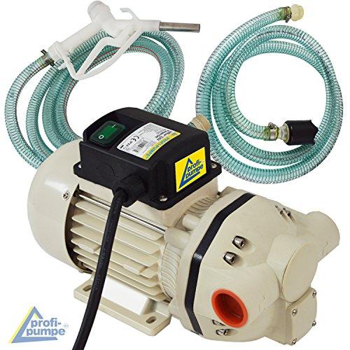 AdBlue®-Pumpe 230V Harnstoffpumpe Urea Pumpe Betankungsset Membranpumpe Chemiepumpe selbstansaugend leistungsstarker Elektromotor mit Kupferwicklung mit extra-Ersparnis!