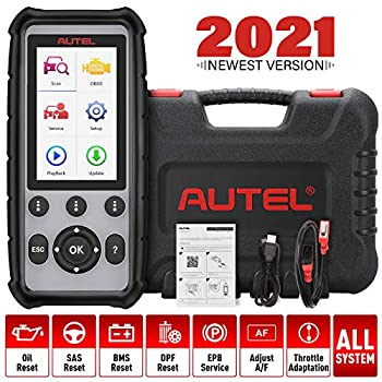 AUTEL OBD2 Scanner MD806 Pro   2021 Newest Code Reader Upgraded Version of MD802/MD808 with All System Diagnoses 7 Special Features Plus DTC Lookup Data Playback & Print for DIYers and Mechanics