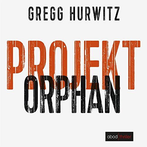 Projekt Orphan (Evan Smoak 2) audiobook cover art