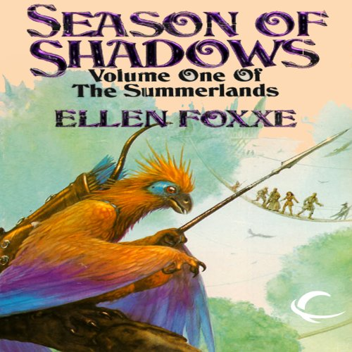 Season of Shadows audiobook cover art