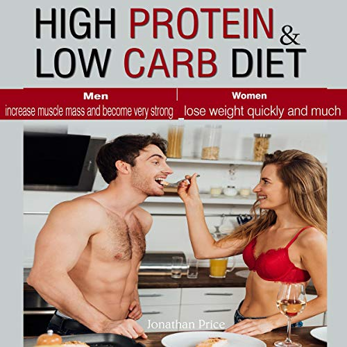 High Protein & Low Carb Diet cover art