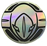 Deoxys Coin from The Pokemon Trading Card Game (Large Size) - Silver