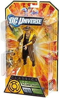DC Superheroes, anti-monitor set DC Universe Classics Sinestro Corps/Yellow Lantern Scarecrow Collectible Figure No BAF Part