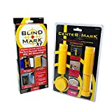 Calculated Industries 8125 Value Pack - Blind Mark and Center Mark Drywall Install Tools   For Electrical Outlet Box and Recessed Can-Light Cutouts   Powerful Rare-Earth Magnetic Targets and Locator