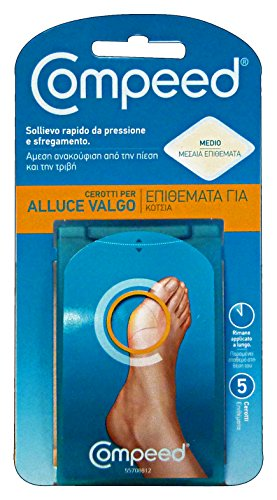 COMPEED® 55708812  Emplastos de juanete  MEDIUM,