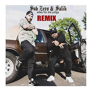 Alles für die Jungs (Remix)