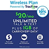 ($20 eGift Card Promotion) Tracfone Monthly...