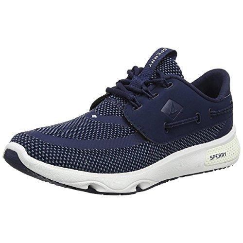 Sperry Men's, 7 Seas 3-Eye Sneaker Navy 11.5 M